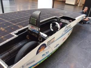 Solar Train Team EV